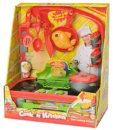 Cook 'N Kitchen Kitchenette with Grill Playset