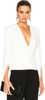 Protagonist Deep V Tailored Top