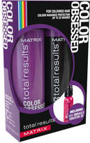 Matrix Total Results Color Obsessed Christmas Gift Set
