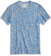 American Rag Men's Stripe Fern Graphic-Print T-Shirt, Only at Macy's