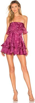 Lovers + Friends Bexley Mini Dress