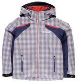 Colmar Kids 96OV Junior Ski Jacket Waterproof Hooded Full Zip Winter Sports Top