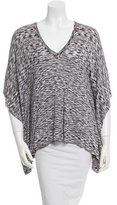 Michael Kors Space Dyed Knit Top