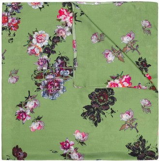 Preen by Thornton Bregazzi Exclusive printed scarf