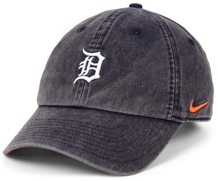 9e59522263576 Detroit Tigers Washed Cap