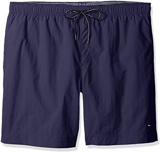 Tommy Hilfiger Men's Big & Tall The Tommy Swim Short