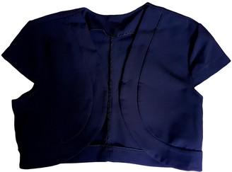 Italia Independent Black Jacket for Women