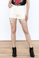 Honey Punch Tie Up Shorts