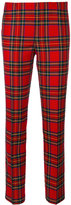 P.A.R.O.S.H. cropped Lamix trousers