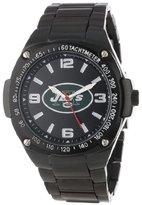 Game Time Unisex NFL-WAR-NYJ Warrior New York Jets Analog 3-Hand Watch
