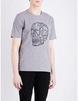 The Kooples Skull Cotton T-shirt