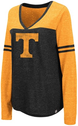 Women's NCAA Foothills 3/4 Sleeve Tee - Tennessee Volunteers