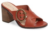 Sole Society Women's Corrine Buckle Sandal
