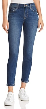 Current/Elliott The Stiletto Ankle Skinny Jeans in 1 Year Worn Stretch Indigo