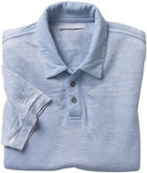 Johnston & Murphy Washed Burn-Out Polo
