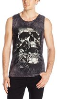 The Mountain Breakthrough Skull Tank Top