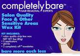 Completely Bare Face & Sensitive Areas Wax Kit