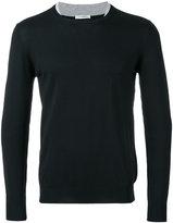 Paolo Pecora double collar jumper - men - Cotton - S