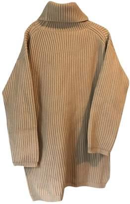 Thakoon Camel Wool Knitwear