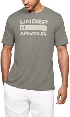 Under Armour Men's UA Team Issue Wordmark Short Sleeve