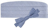Lord & Taylor BOYS 8-20 Tie and Cummerbund Set