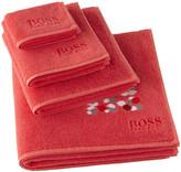 HUGO BOSS Variation Towel - Red - Guest