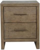 Kosas Avoca Reclaimed Pine 2 Drawer Nightstand by Home