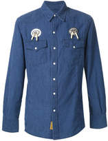 United Rivers 'conchos River' Shirt - Blue - Size XL