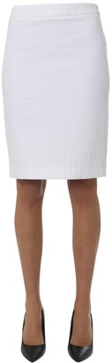 Boutique Moschino Fitted Pencil Skirt