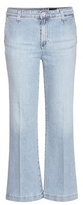 AG Jeans Layla Cropped Flared Jeans