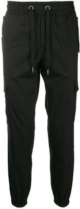 Dolce & Gabbana Stripe Detail Cargo Trousers