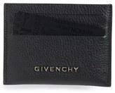 Givenchy Women's 'Pandora' Card Case - Black