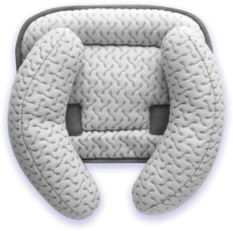 Simmons Serta iComfort Premium Universal Headrest and Neck Support With Cooling Gel Memory Foam for Car Seat, Stroller