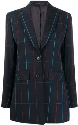 Paul Smith check print jacket