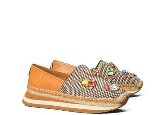 Tory Burch Daisy Crystal Slip-On Sneaker