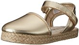 Hanna Andersson Paulina 2 Open Back Espadrille (Toddler/Little Kid/Big Kid)