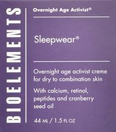 Bioelements Sleepwear, 1.5-Ounce