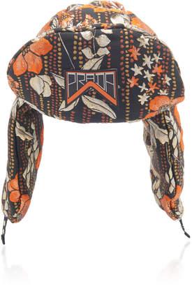 Prada Capelli Winter Hat