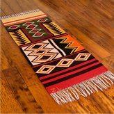 Novica Peruvian 'Sacred Valley' Wool Runner Rug (2' x 5')