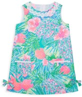 Lilly Pulitzer Little Girl's & Girl's Floral Print Shift Dress