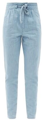 Etoile Isabel Marant Muardo High-rise Denim Jeans - Light Denim