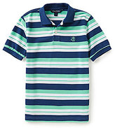 Brooks Brothers Little/Big Boys 8-20 Striped Pique Polo Shirt