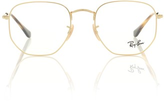 Ray-Ban Hexagonal metal glasses