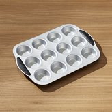 Crate & Barrel Cuisinart ® 12-Cup Nonstick Muffin Pan