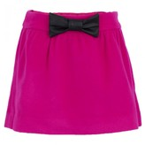 Milly Minis Pink Wool Style Skirt