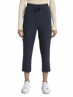 TOM TAILOR mine to five Women's Comfort Fit Slacks