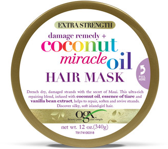 OGX Extra Strength Damage Remedy Coconut Miracle Oil Mask 168G
