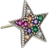 Marc Jacobs Something Special Studs Rainbow Star Single Stud Earrings Earring