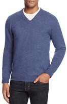 The Men's Store at Bloomingdale's Cashmere V Neck Sweater