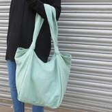 Aura Que Cotton Beach Bag In Various Colours